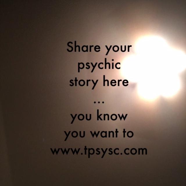 shareyourpsychicstory